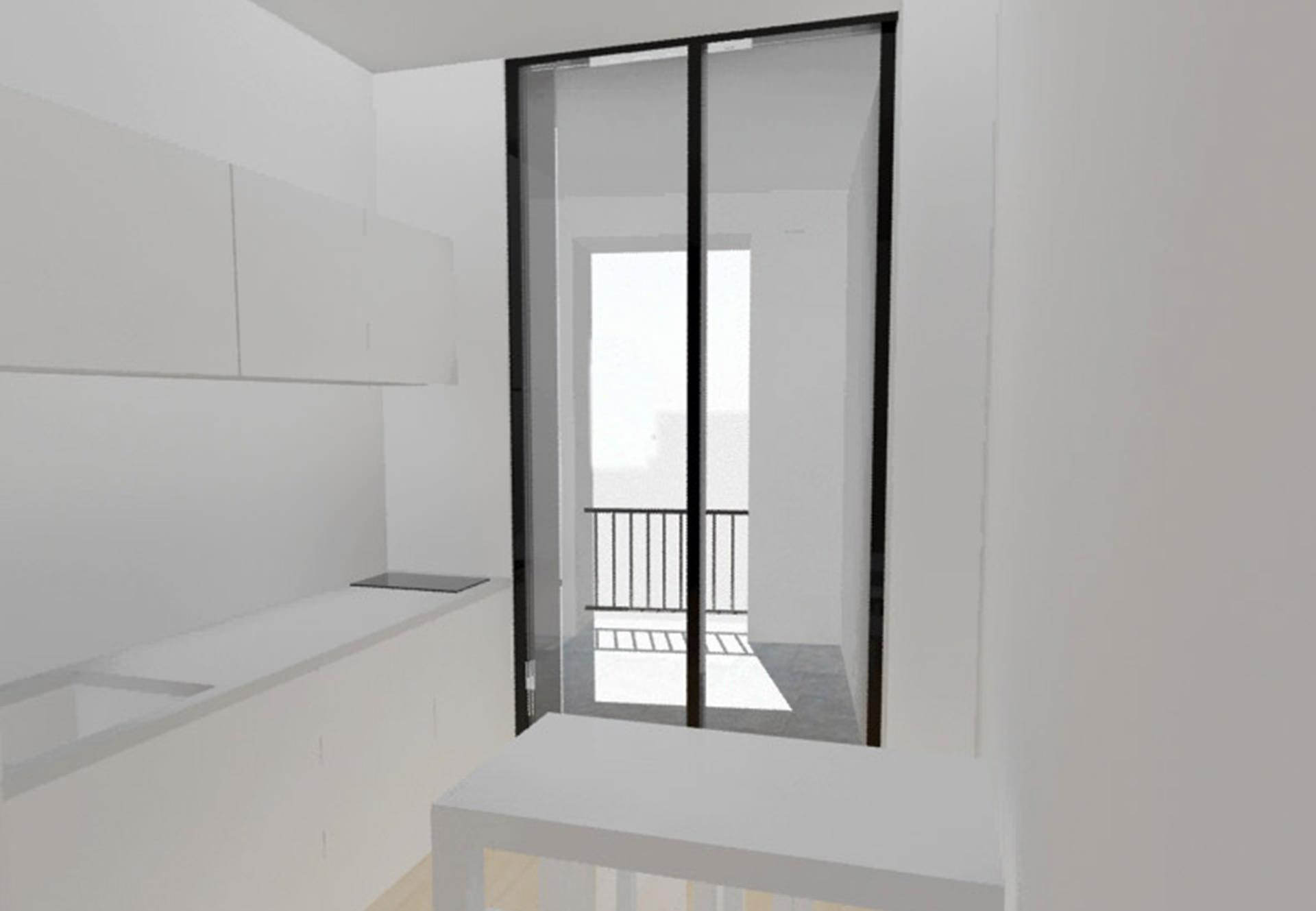architecte r habilitation de logement pour tudiants nice centre. Black Bedroom Furniture Sets. Home Design Ideas