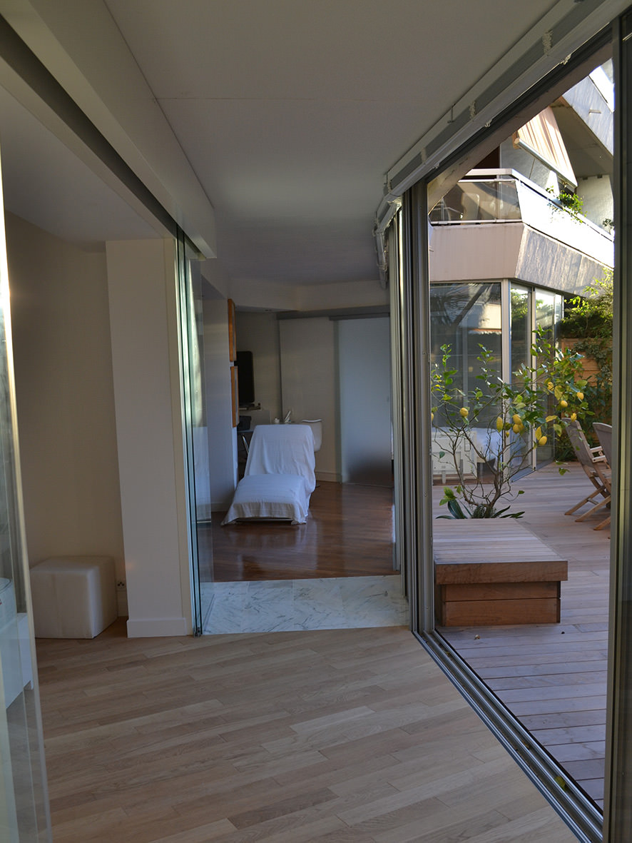 Architecte Transformation Appartement Cannes Nice Monaco