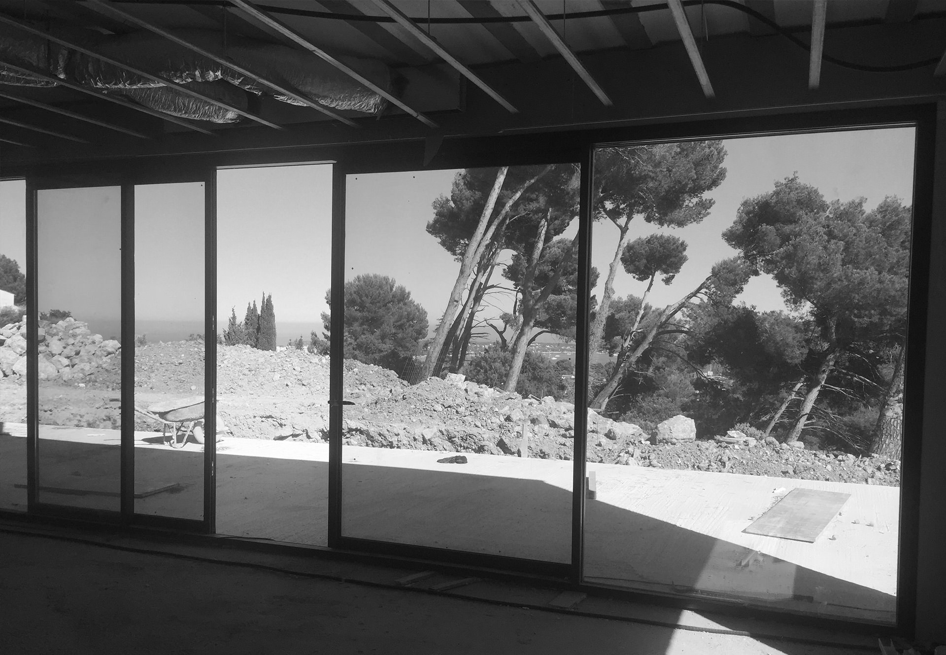 Architecte Construction Villa Piscine Vallauris