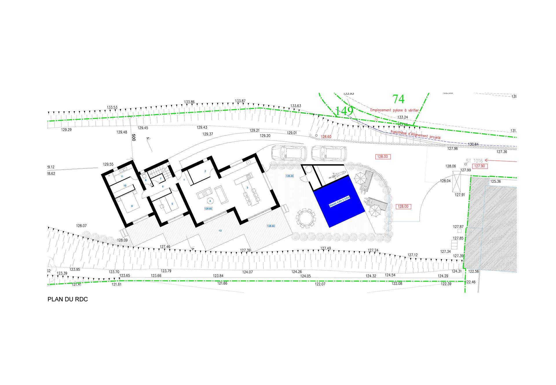Architecte Appartement-Villefranche Sur Mer