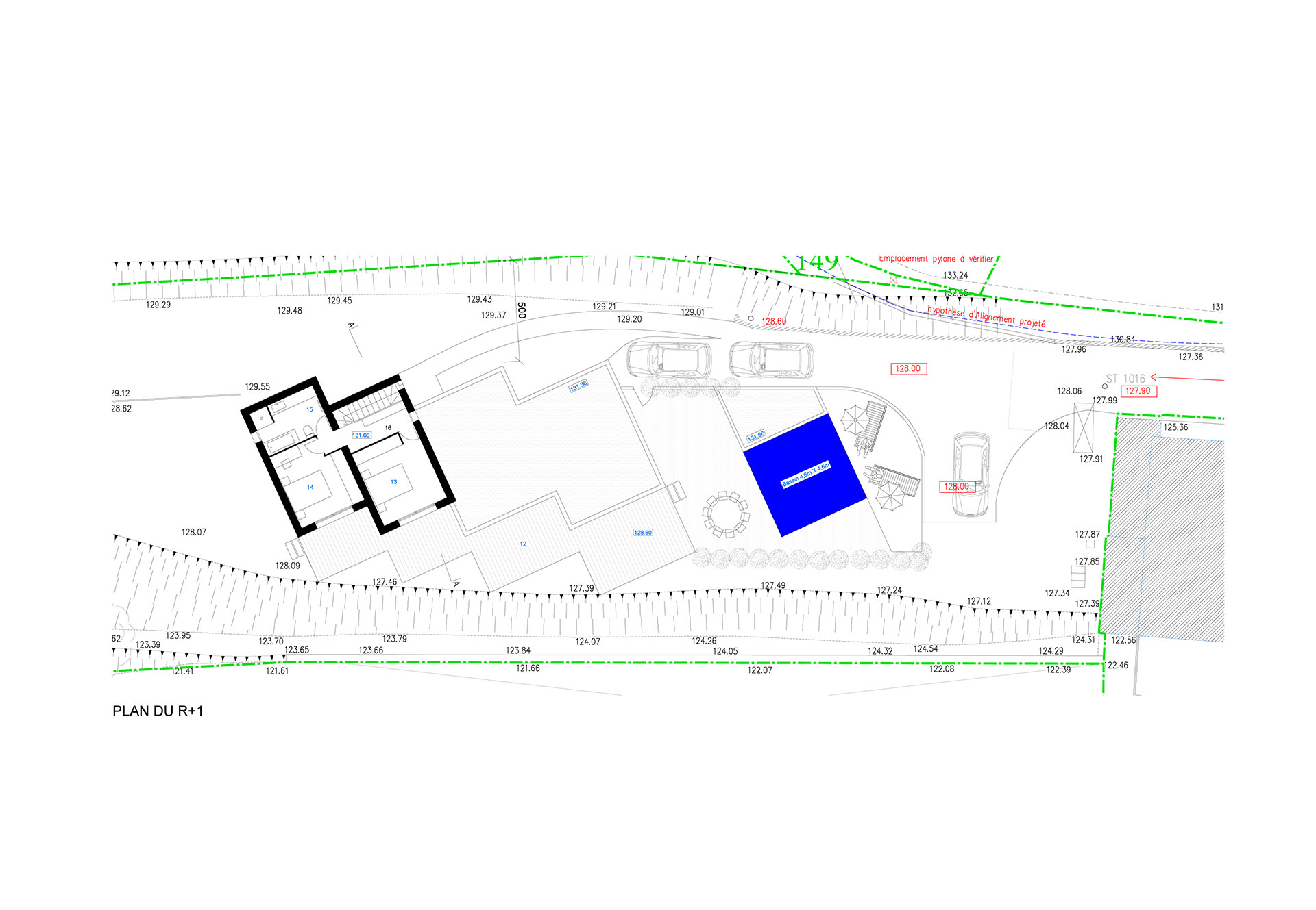 Maison Individuelle Cagnes Sur Mer Plan RDV